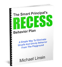 The Smart Principal's Recess Behavior Plan